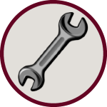 nfp icon spanner
