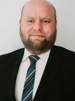 Nathan Rieck, Solicitor