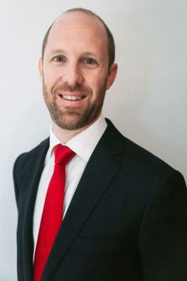 Stephen Potts, Managing Director